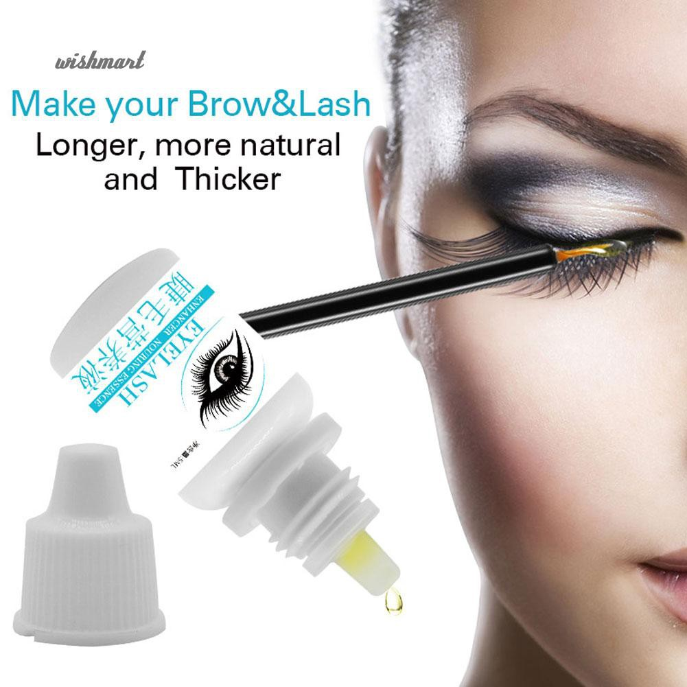6119211c79e Eyelash Growth Liquid Serum Enhancer Eye Lash Longer | Shopee Philippines