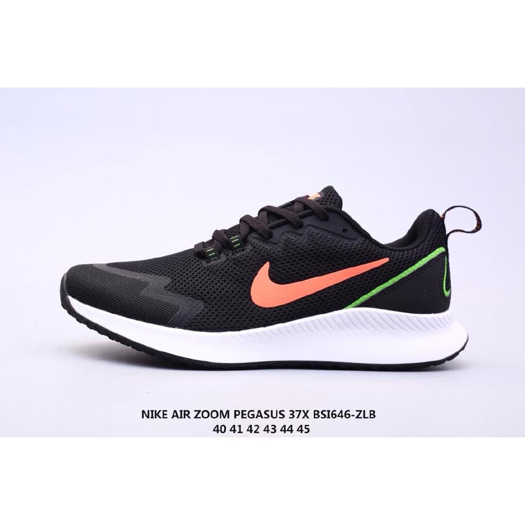 Contradicción Atticus manipular  Original Nike Air Zoom Pegasus 37X for men's running shoes size 40-45    Shopee Philippines