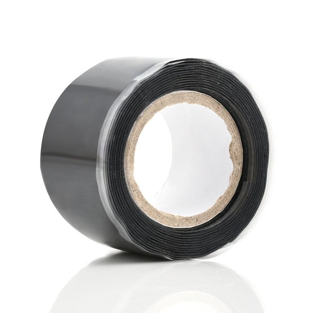 150cm Rubber Silicone Repair Waterproof Bonding Tape Rescue Self Fusing Wire