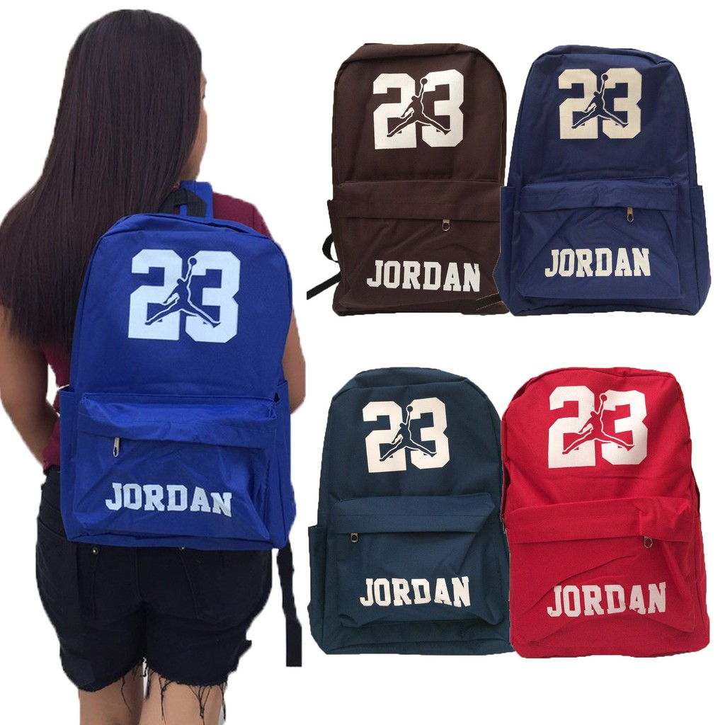 Nike Air Jordan Jumpman 23 Backpack  34ccf2cb9913b