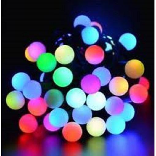 Mabuhay Star 50l Multicolor Led Bubble