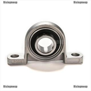 2Pcs 12mm Diameter Bore Ball Bearing Pillow Block Mounted Support KP001 JH
