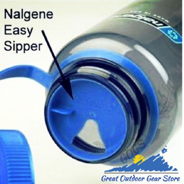 Nalgene Easy Bottle Sipper Blue