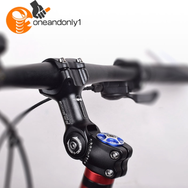 Bike Short Stem 31.8mm*90mm Aluminium Alloy MTB Road Bicycle Handlebar Stems 17°