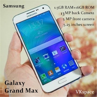 Original Samsung Galaxy Grand Max 1 5 GB RAM + 16GB ROM