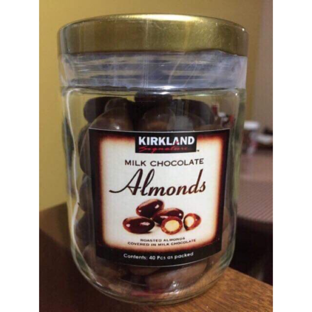 Kirkland Almond Chocolates Mini