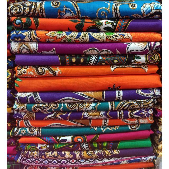 (NEW DESIGN) Malong Aladdin First Class Double Batik