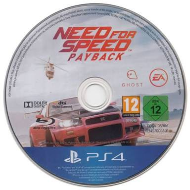 Need For Speed Payback Ps4 Brandnew Shopee Philippines