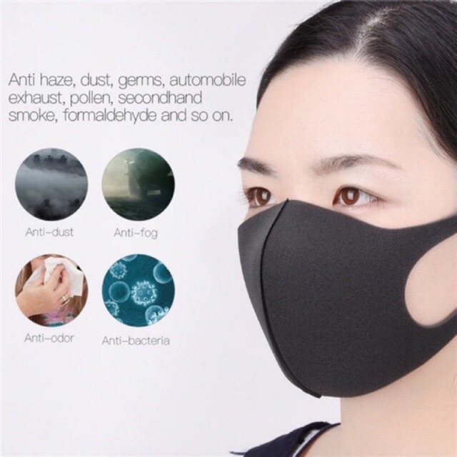 goodquality Face Mask Anti-Dust Wearing Cotton Warm Mouth Face Mask Respirator