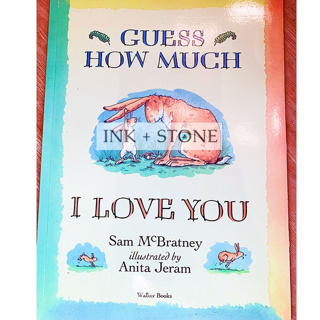 Children's Bestseller Books - Guess How Much I Love You