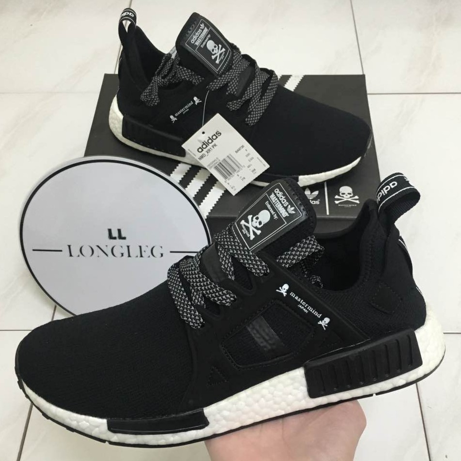 new styles 62511 660c6 【Original】Mastermind JAPAN x Adidas Nmd XR1 Running Shoes