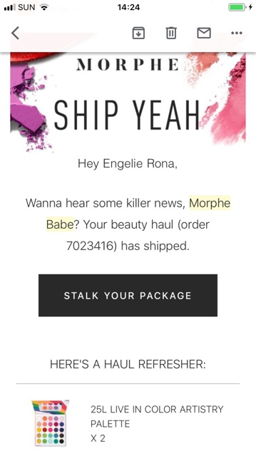25l Live In Color Morphe Palette Shopee Philippines Thoughts on morphe coming out with morphe 2 a more natural no makeup makeup brand? shopee