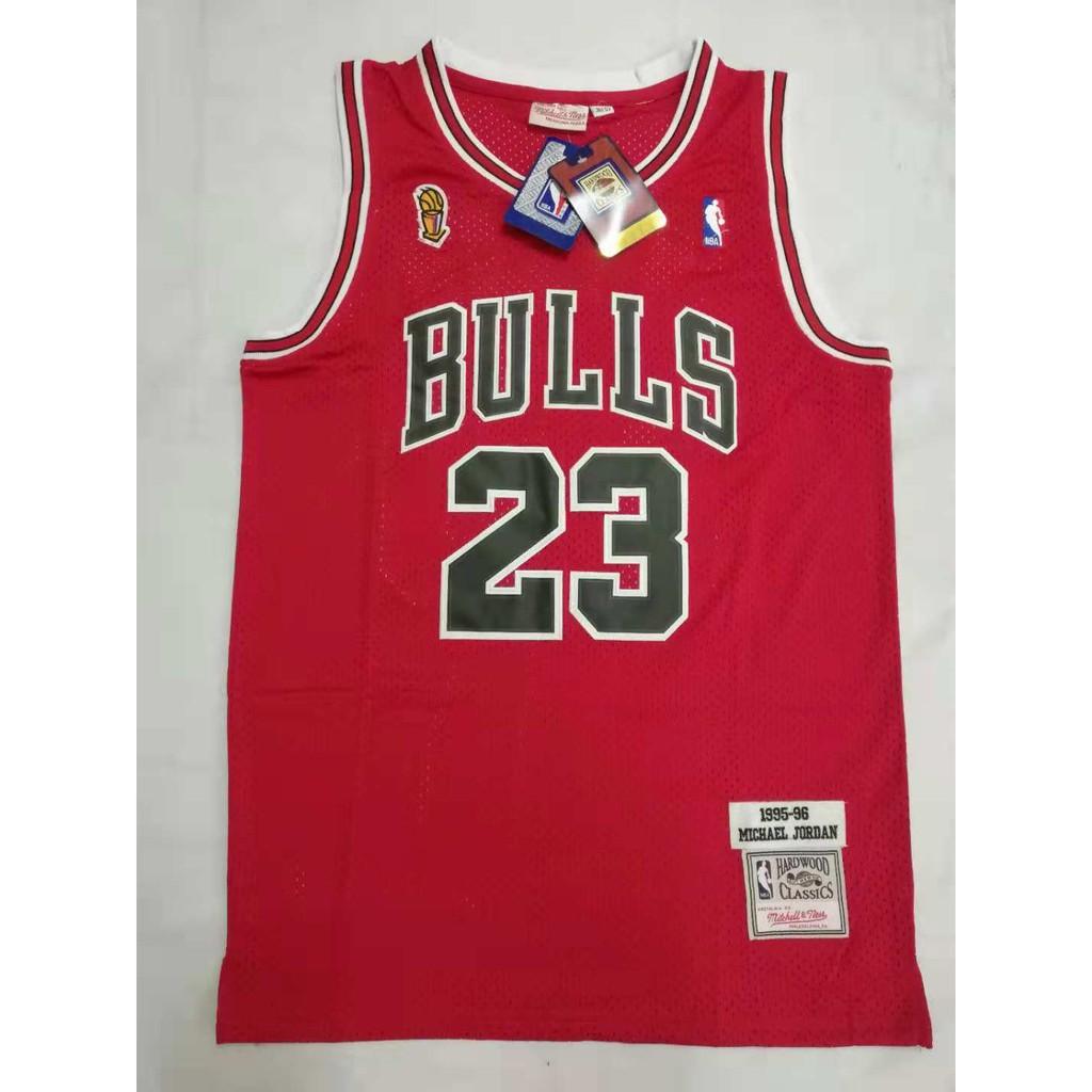 uk availability c2e12 b8351 Chicago Bulls 23 Michael Jordan Old School Basketball Jersey