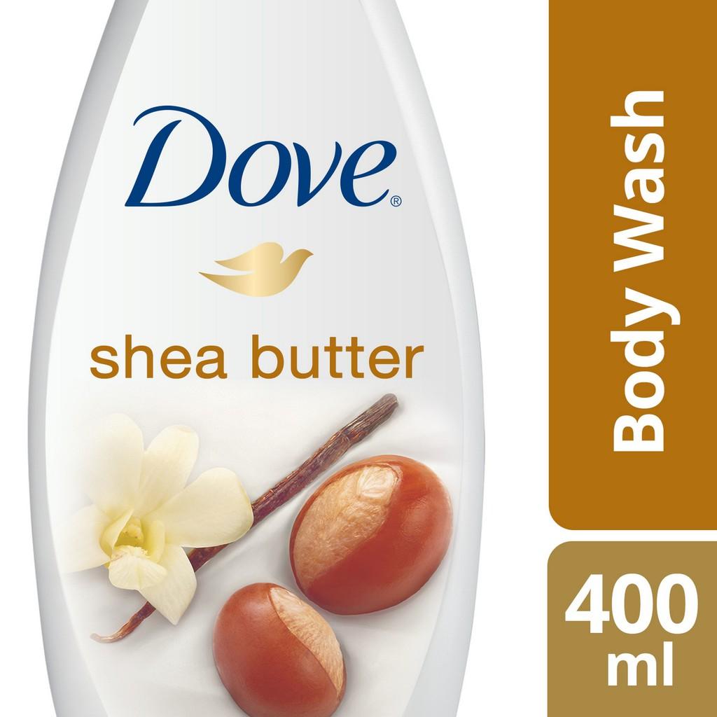 Dove Purely Pampering Nourishing Body Wash Shea Butter