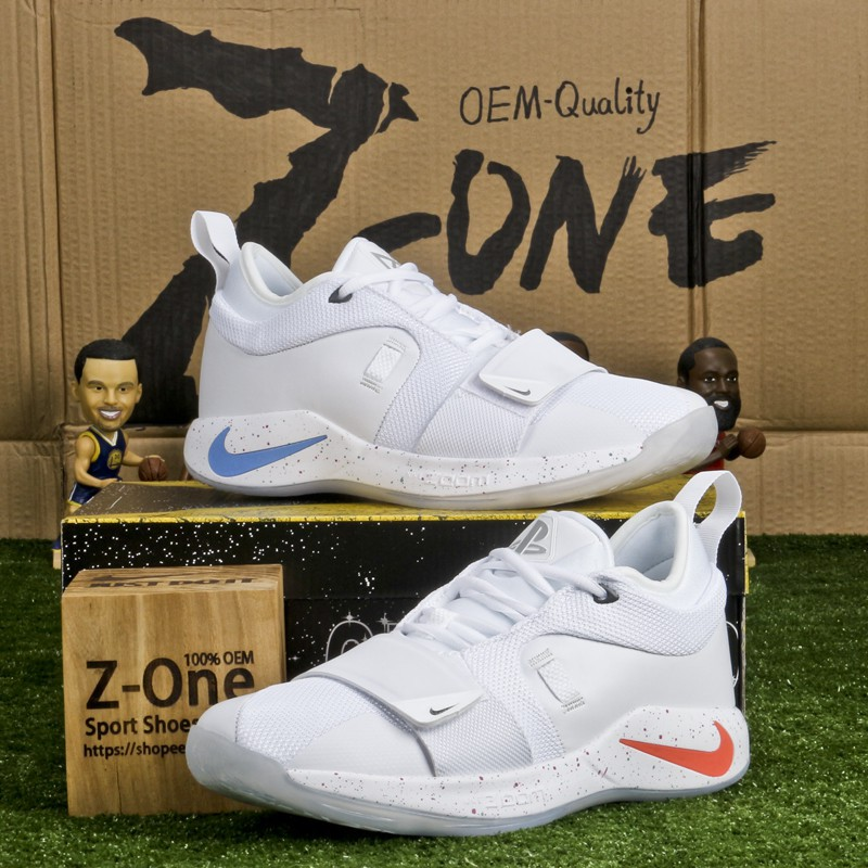 size 40 17b6f 4be51 Nike PG 2.5 EP Basketball shoes For men Sneakers White/Color