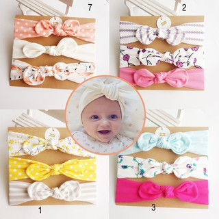 a7ac50aee2b3 👑👑🎀3pcs 8 Types Baby Girls Hair Accessories Hairband Set | Shopee  Philippines