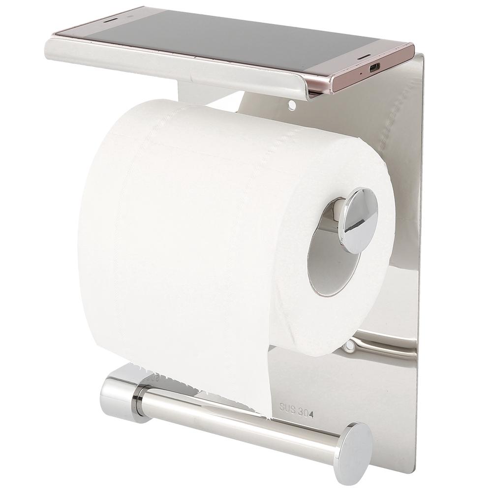 Double roll paper towel holder Paper towel holder bathroom Toilet Tissue Holder