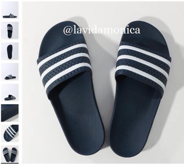 info for 6509a 42794 Adidas ADILETTE CLOUDFOAM PLUS MONO  Shopee Philippines