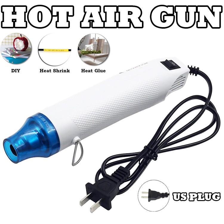 Details about  /Hot Practical 230V 300W Heat Gun Hot Air Gun DIY Electric Nozzles Tool US Plug