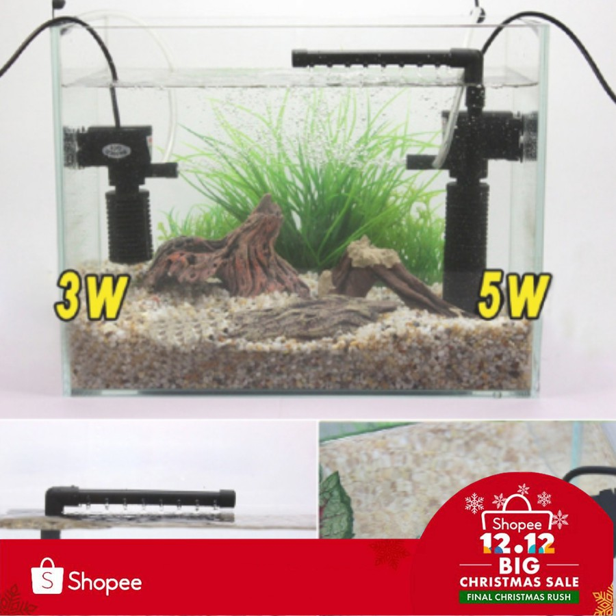 Capable 1 Set Of Fish Tank Siphon Pump Plastic Nontoxic Gravel Water Filter For Aquarium Fish & Aquariums