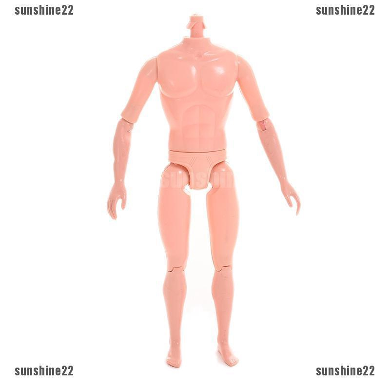 14//16 Joint Moveable Doll Body For  Toy Doll Accessories Kids Toys Yg