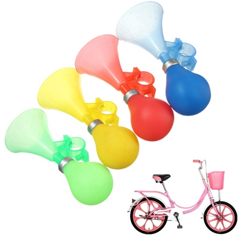Kids Children Bicycle Scooter Bike Cycling Air Squeeze Honking Horn Bell