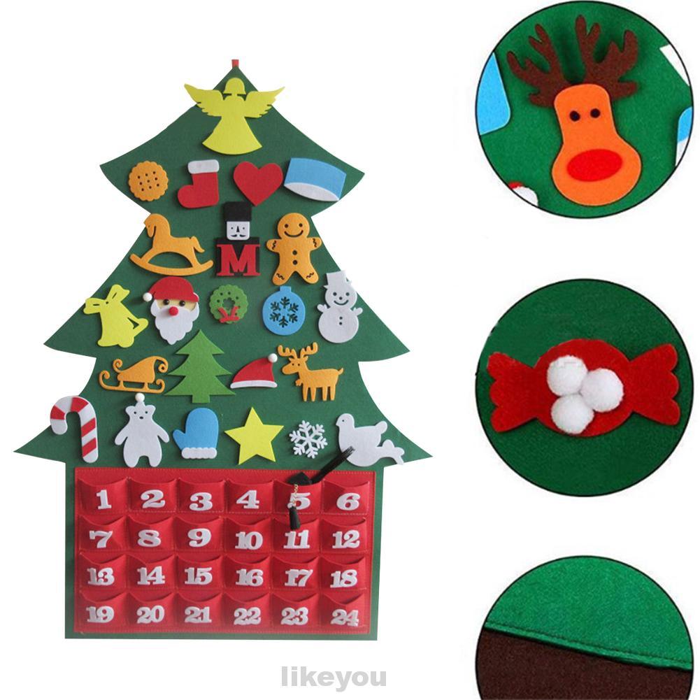 Cartoon Christmas Tree Decoration Shopee Philippines