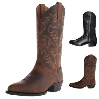 cowboy boots - Boots Prices and Online Deals - Men's Shoes Jan 2021 |  Shopee Philippines