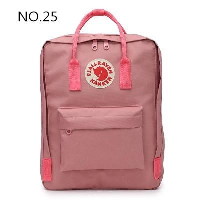 1df242e9acb81 Fjallraven KANKEN Europe and America Fashion Backpack-25