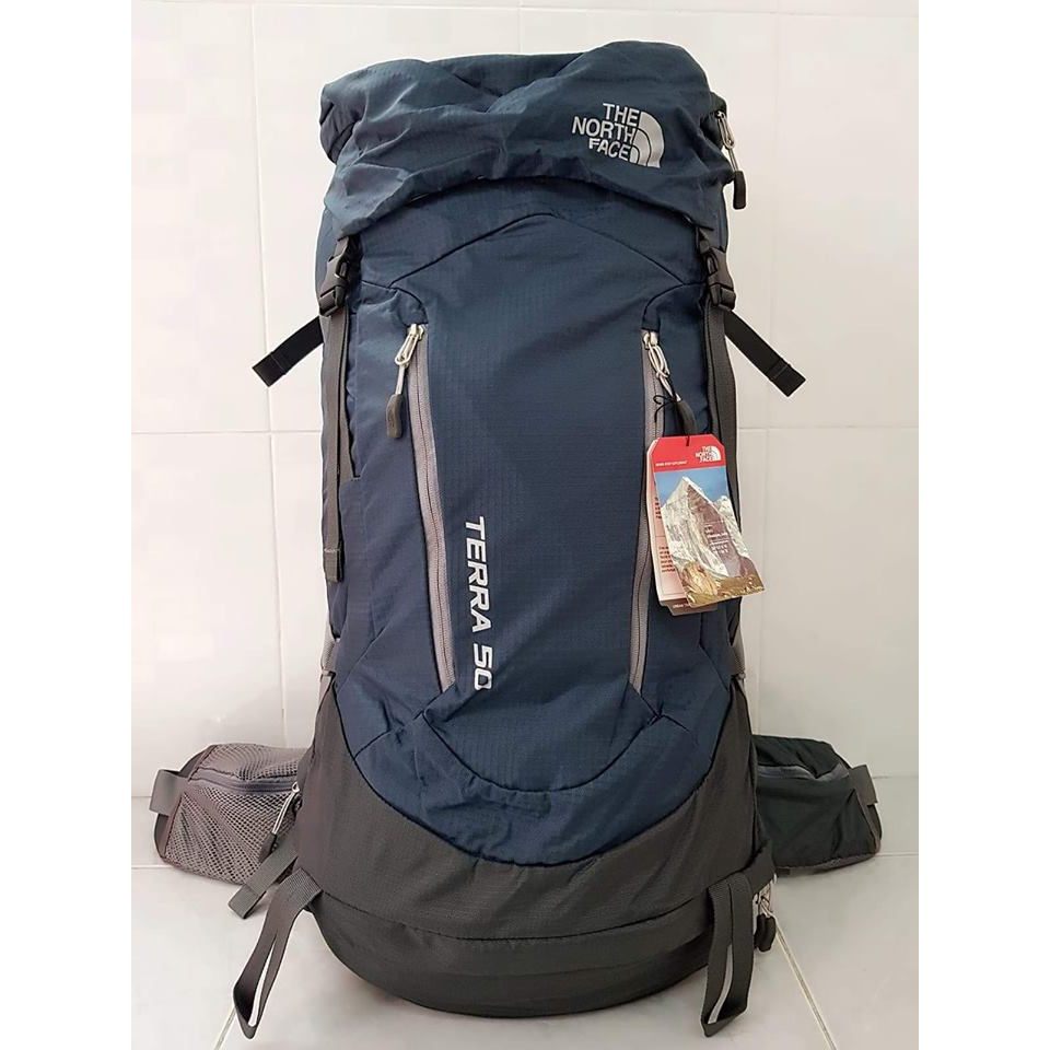 7afa8f2ef8 AUTHENTIC The North Face Terra 50 Liters | Shopee Philippines