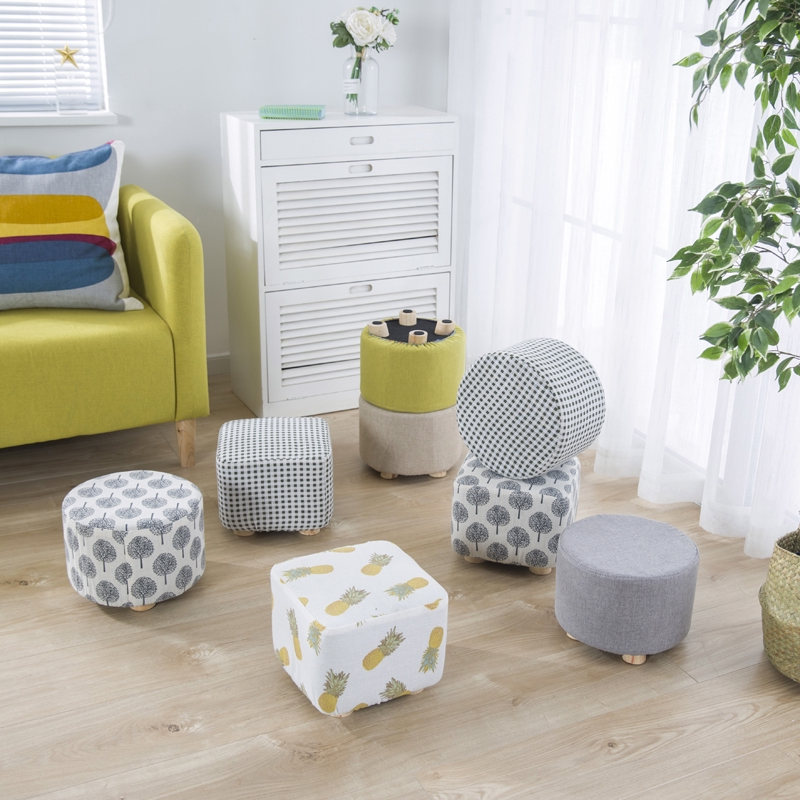 Excellent Fashion Products Small Stool Nordic Wind Small Bench Ibusinesslaw Wood Chair Design Ideas Ibusinesslaworg