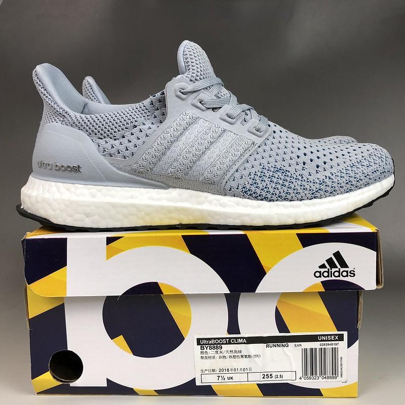 2e41194f45e0e HK Adidas Ultra Boost 4 BB6168 gray 36-45