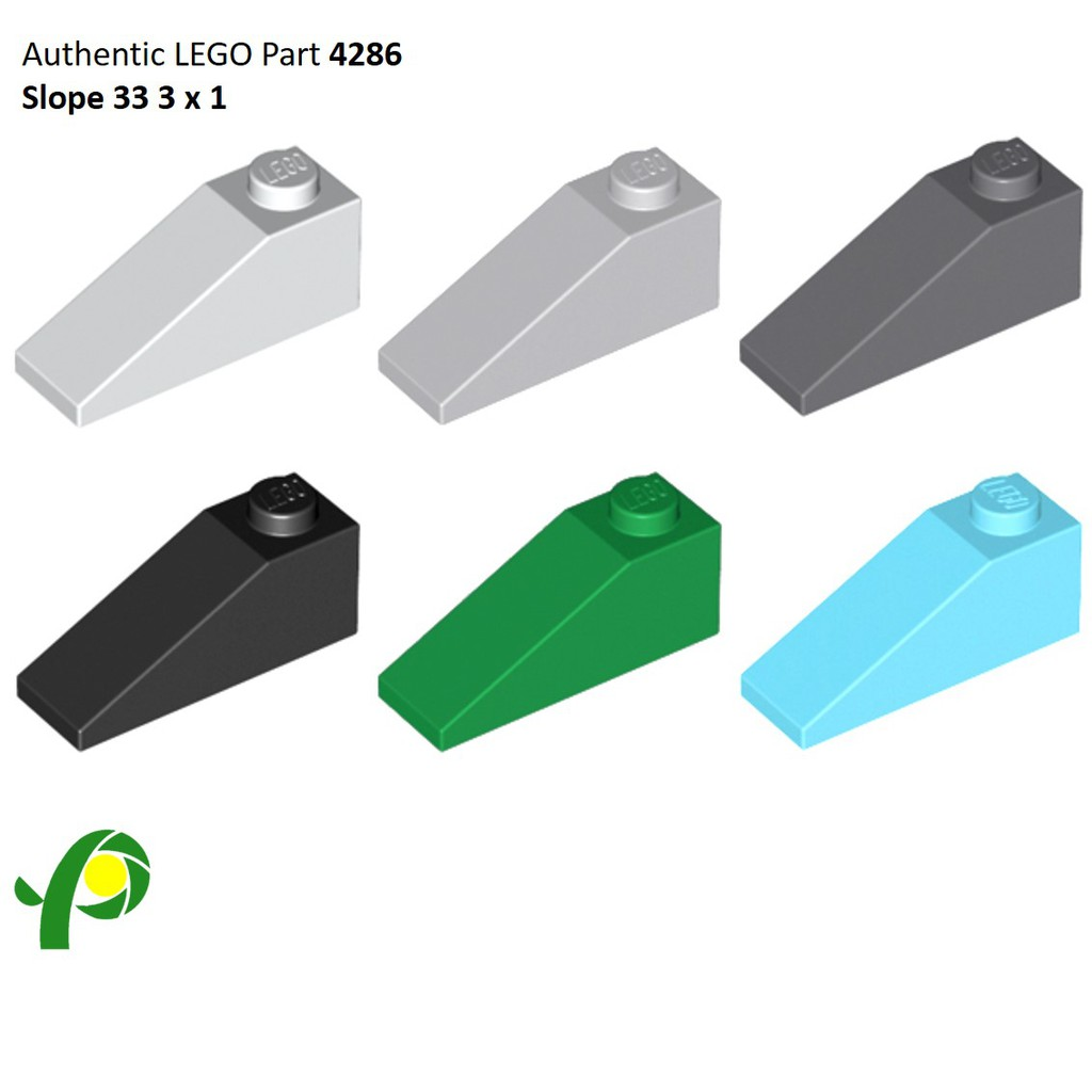 SOLID COLORS 4515 LEGO Parts Pieces Lot ~ Slope 10 6 x 8 ~ Part#