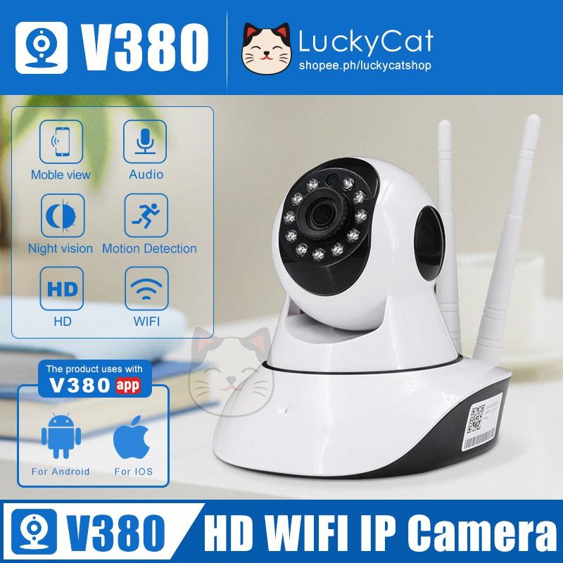 V380 HD PTZ Wireless Indoor IP Camera CCTV camera