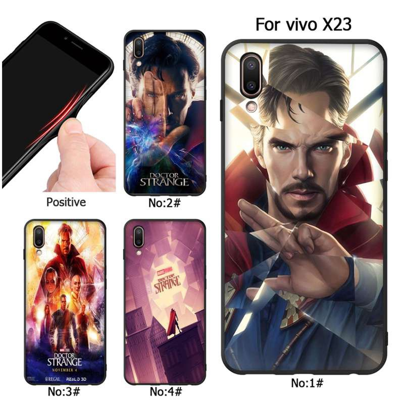 Doctor Strange Benedict Superhero Marvel VIVO X20 X20PLUS X23 TPU phone case