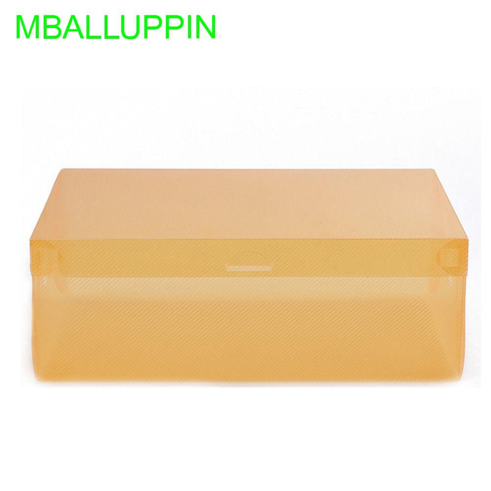 Foldable Box Storage Bo Stackable Plastic Clear
