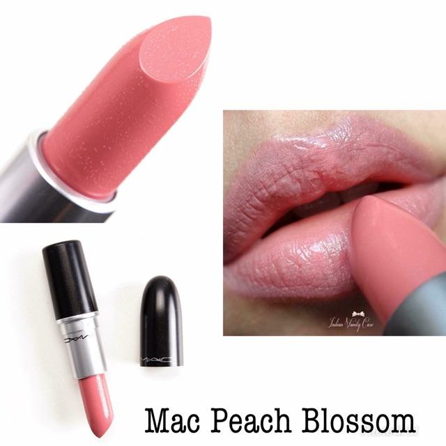 Verwonderend Mac Peach Blossom Lipstick   Shopee Philippines KP-49