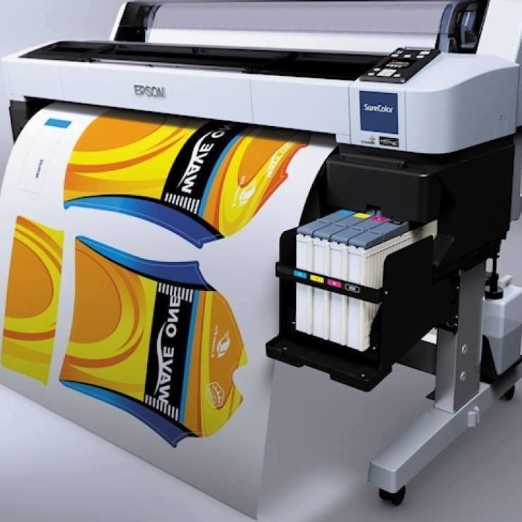 Epson F6270 Dye Sublimation Printer