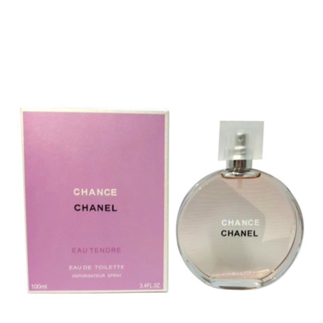 2f68e0ee687 Chanel chance eau de toilette perfume for women(pink)