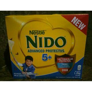 NIDO 5+ 1 2Kg / 2Kg