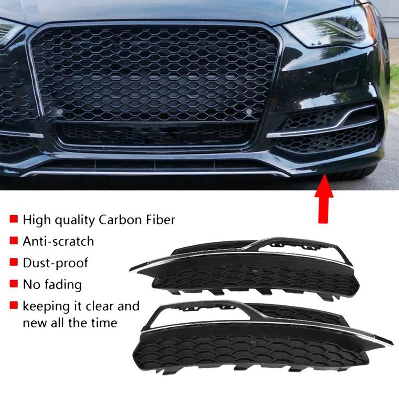 Audi Q3 8U 55w Super White Xenon HID Front Fog Light Bulbs Pair