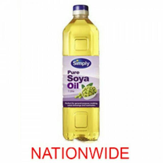 Simpy Pure Doya Oil 1L