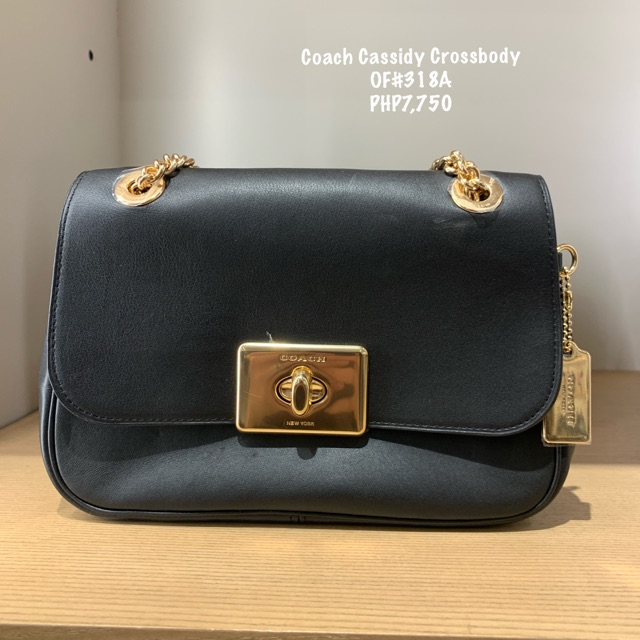 variety of designs and colors where to buy best website Coach Cassidy Crossbody