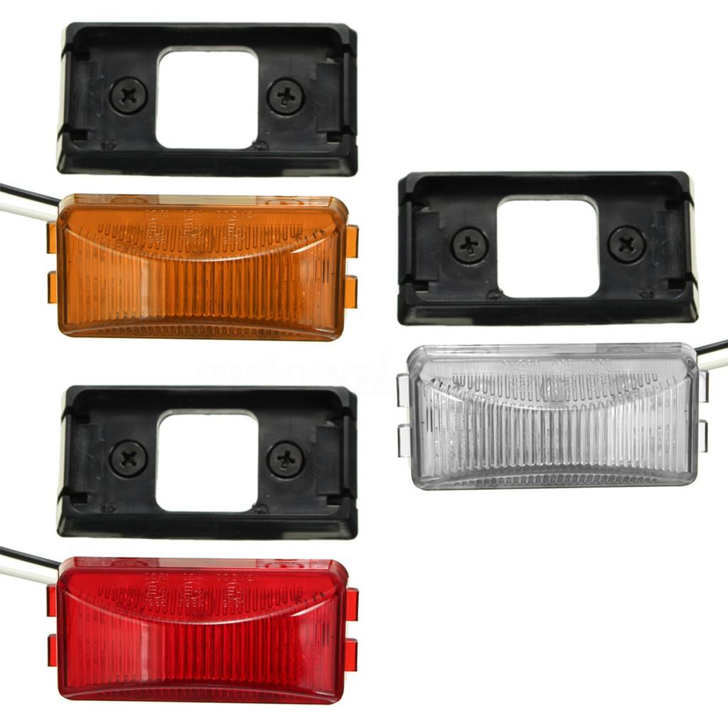 Light Led ap Car Side Trailer Truck Marker Lamp Front CdxoerB