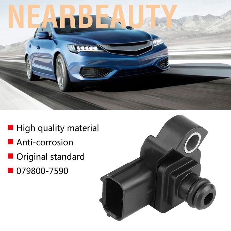 Nearbeauty 079800-7590 Car Manifold Air Pressure MAP
