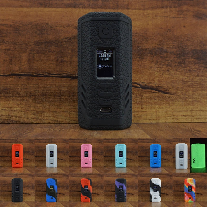 Case for Lost Vape Triade DNA250C 300W TC Protective Triade DNA 250C  Silicone Sleeve Cover Wrap Skin