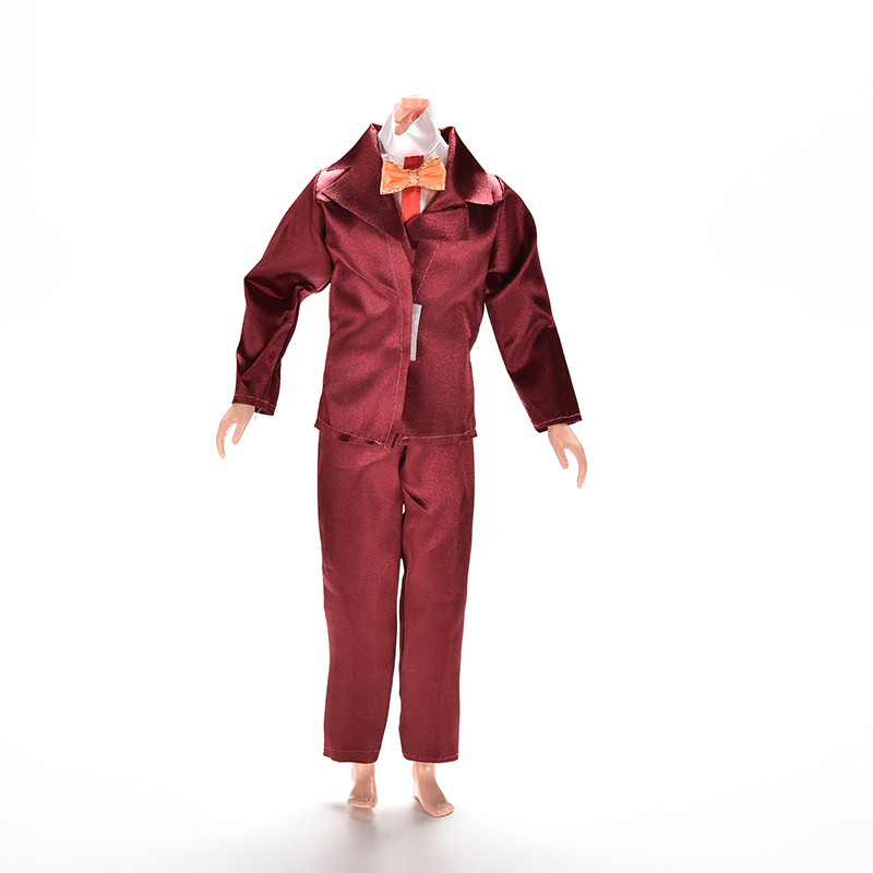 0351543a8a 2 PcsBedroom Nighty Bathrobe Clothes For Barbie Dolls Robe ...