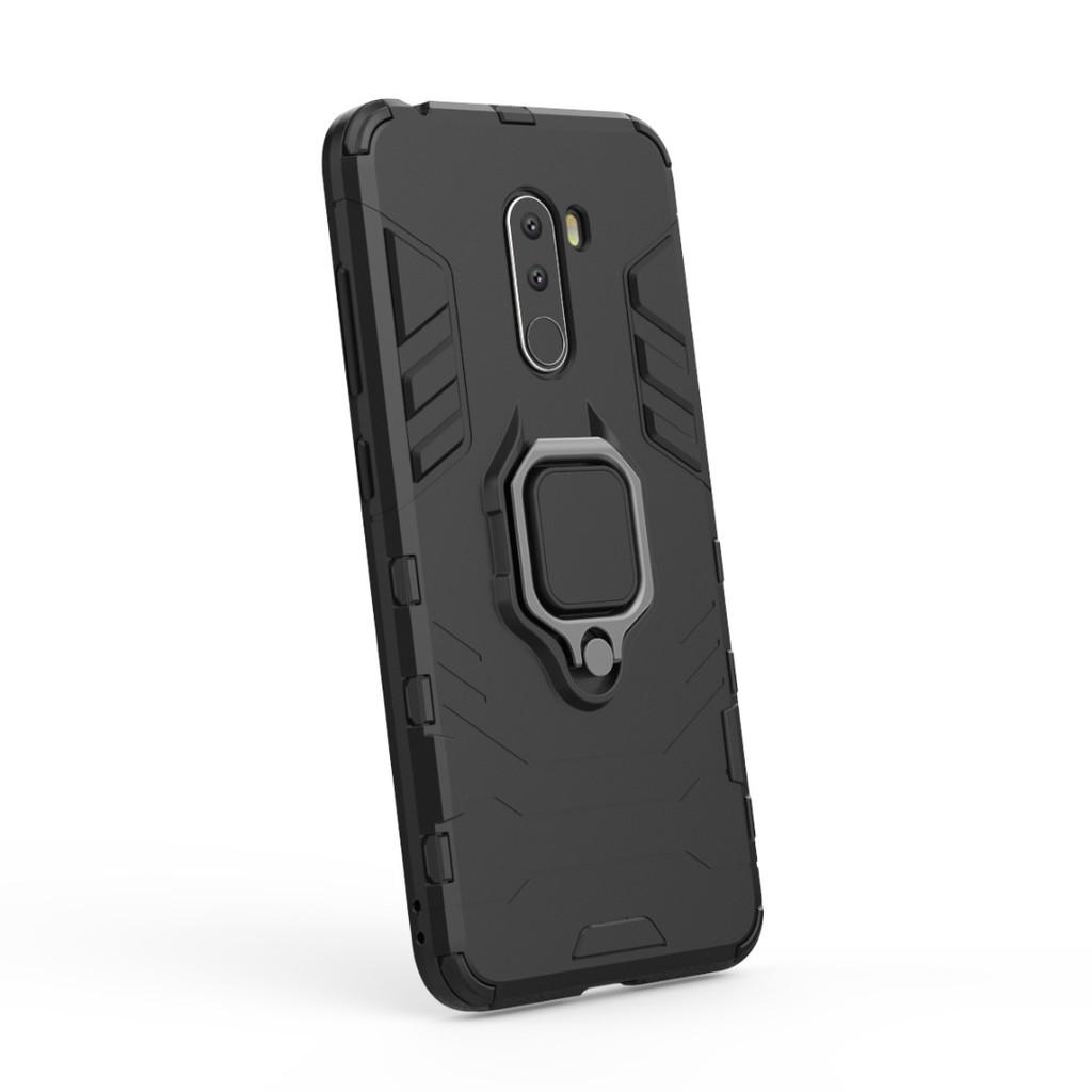 newest 67a30 65c11 Xiaomi Pocophone F1 ironman Case