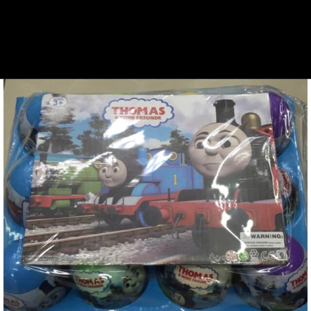 Surprise Egg Thomas 1pcs