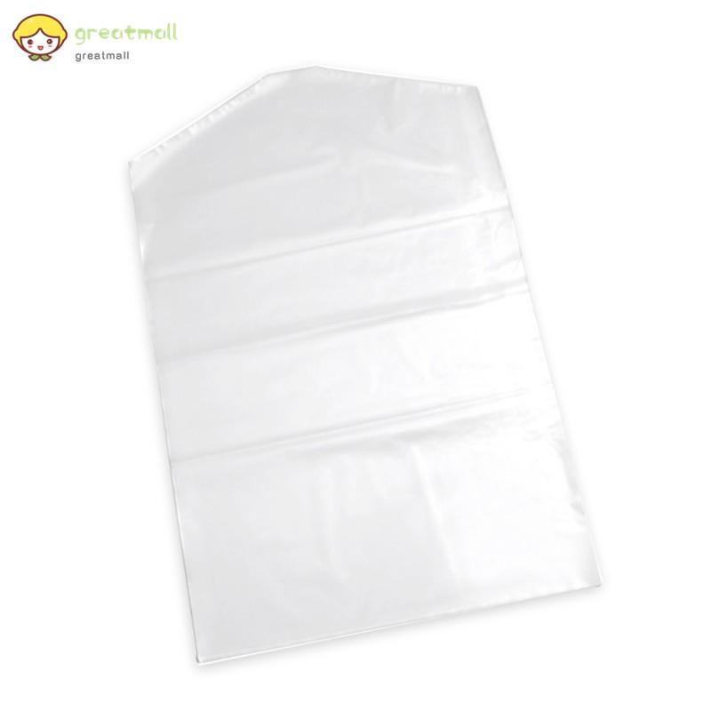 Clothes Suit Dustproof Covers Transparent Thin Plastic Mould proof Storage Bag